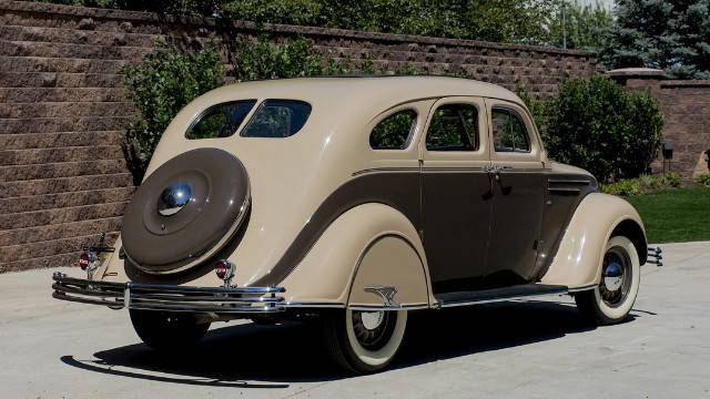 3rd Image of a 1935 DESOTO AIRFLOW