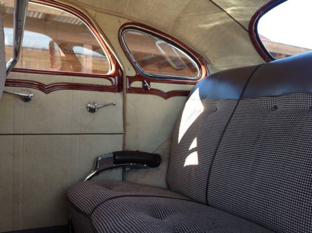 9th Image of a 1935 DESOTO AIRFLOW