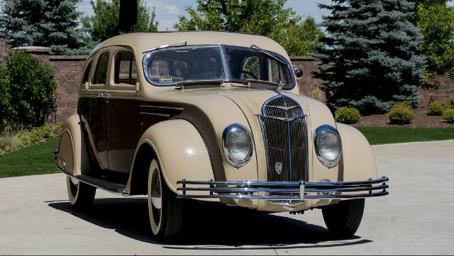 13th Image of a 1935 DESOTO AIRFLOW