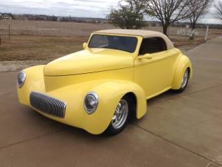 5th Image of a 1941 WILLYS COUPE
