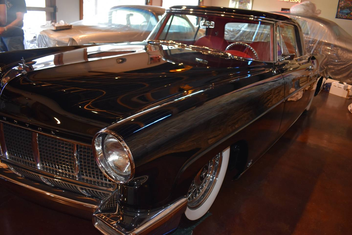 4th Image of a 1956 LINCOLN MARK II