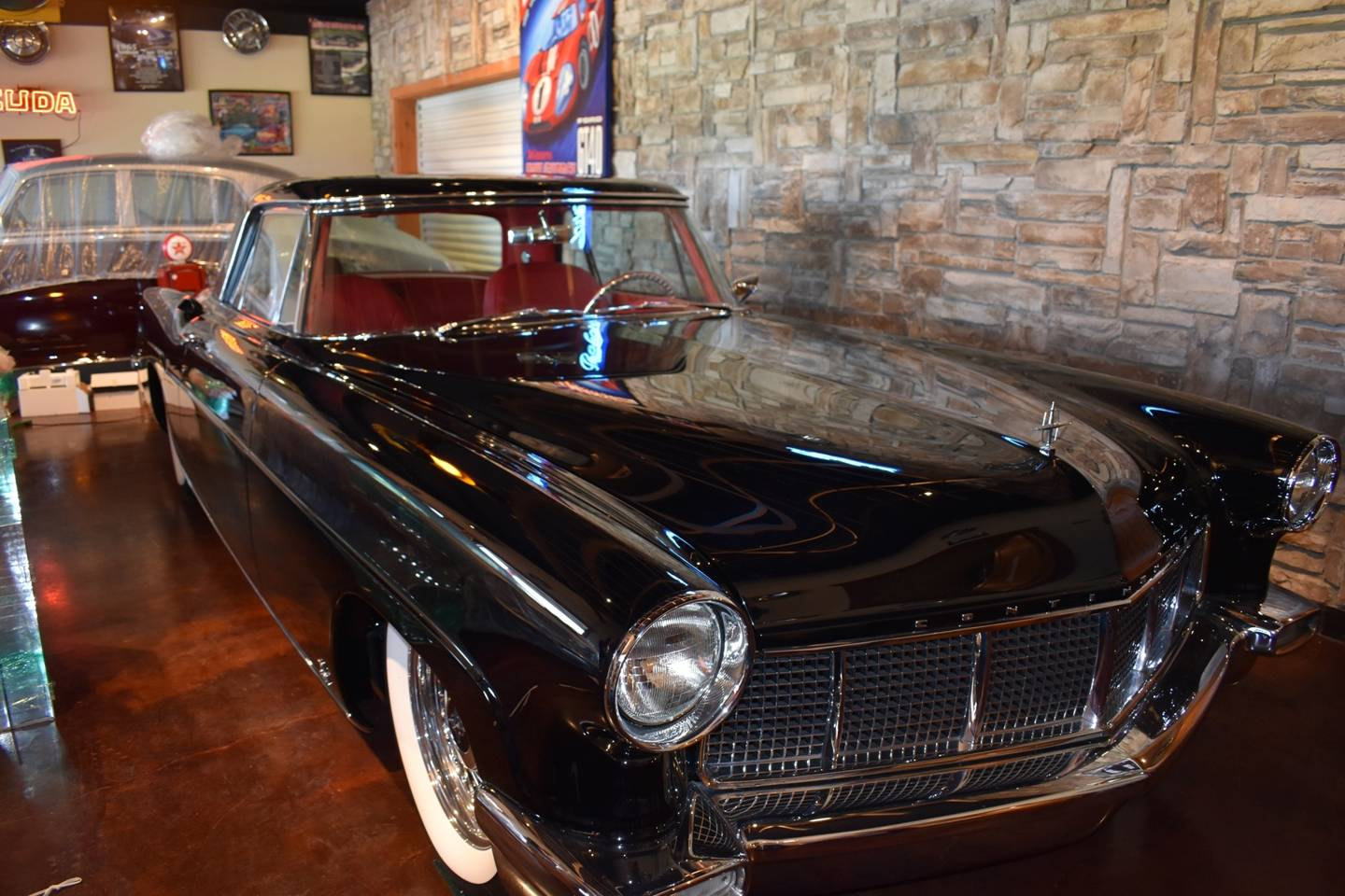 13th Image of a 1956 LINCOLN MARK II