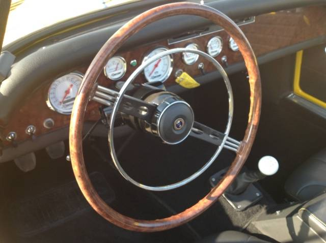 8th Image of a 1965 SUNBEAM TIGER