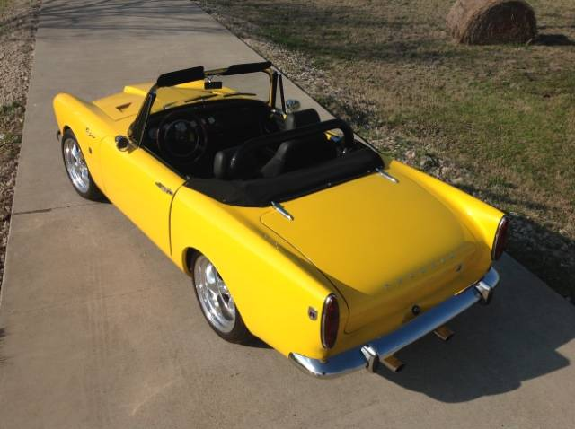 25th Image of a 1965 SUNBEAM TIGER