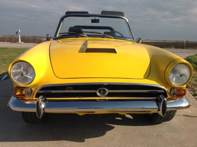 26th Image of a 1965 SUNBEAM TIGER
