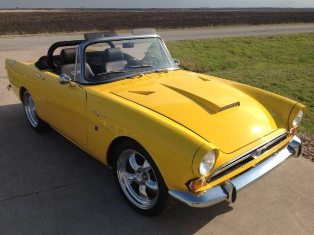 28th Image of a 1965 SUNBEAM TIGER