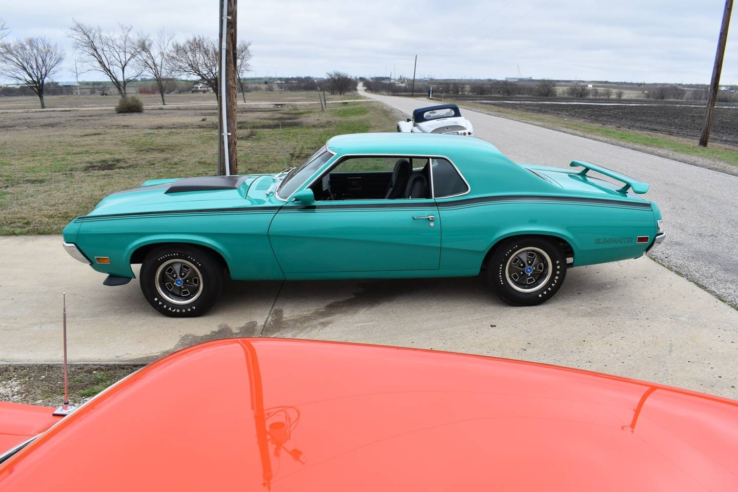 5th Image of a 1970 MERCURY COUGAR