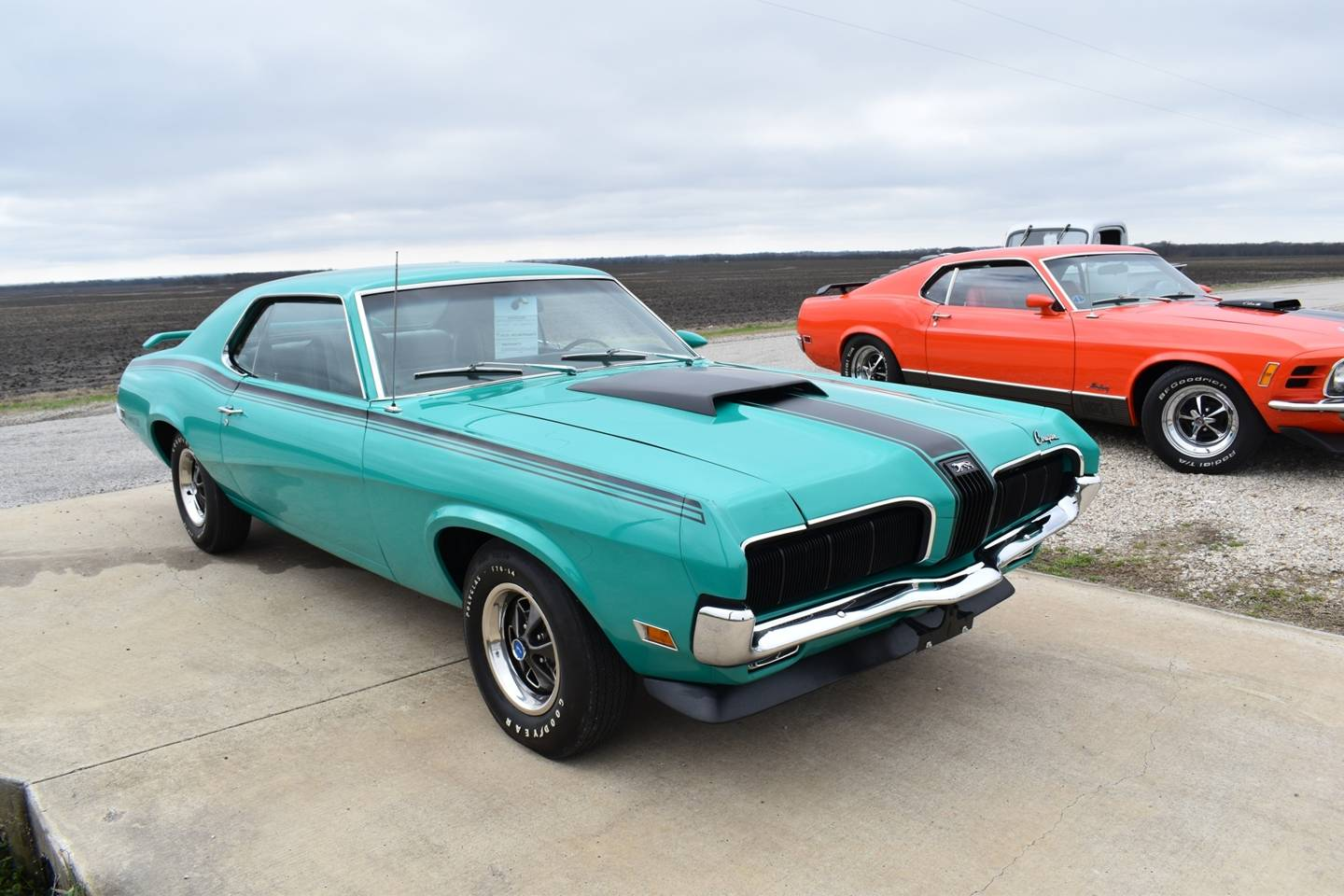 6th Image of a 1970 MERCURY COUGAR