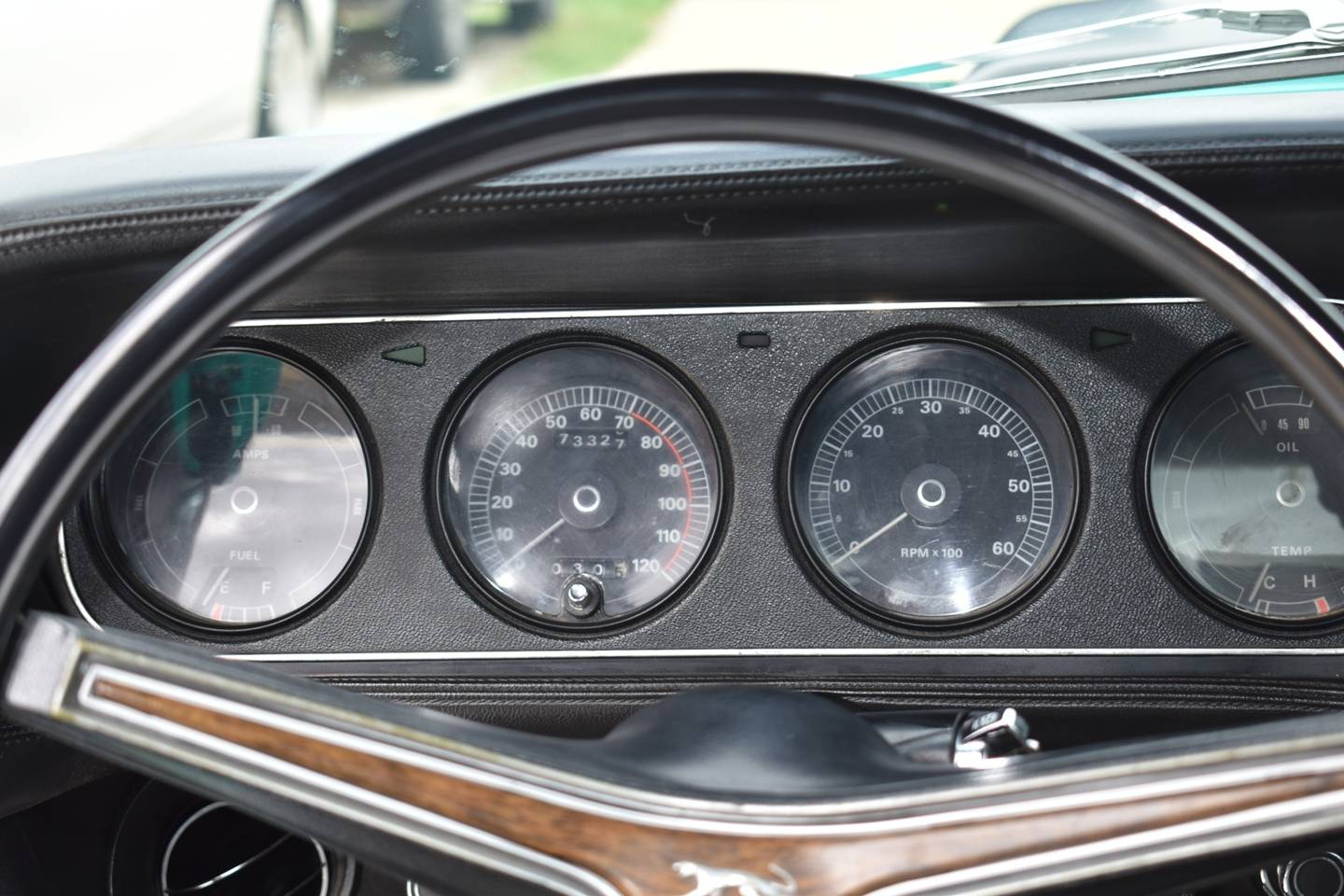 7th Image of a 1970 MERCURY COUGAR