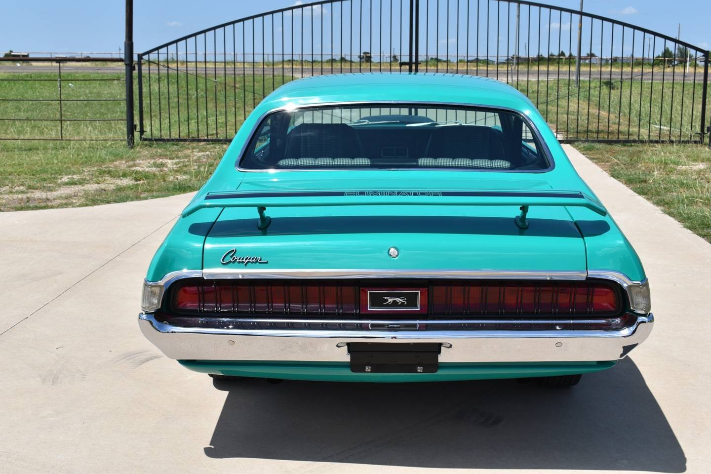 11th Image of a 1970 MERCURY COUGAR