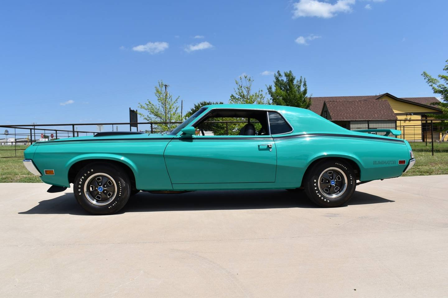 21st Image of a 1970 MERCURY COUGAR