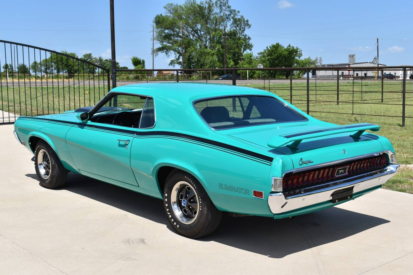 22nd Image of a 1970 MERCURY COUGAR