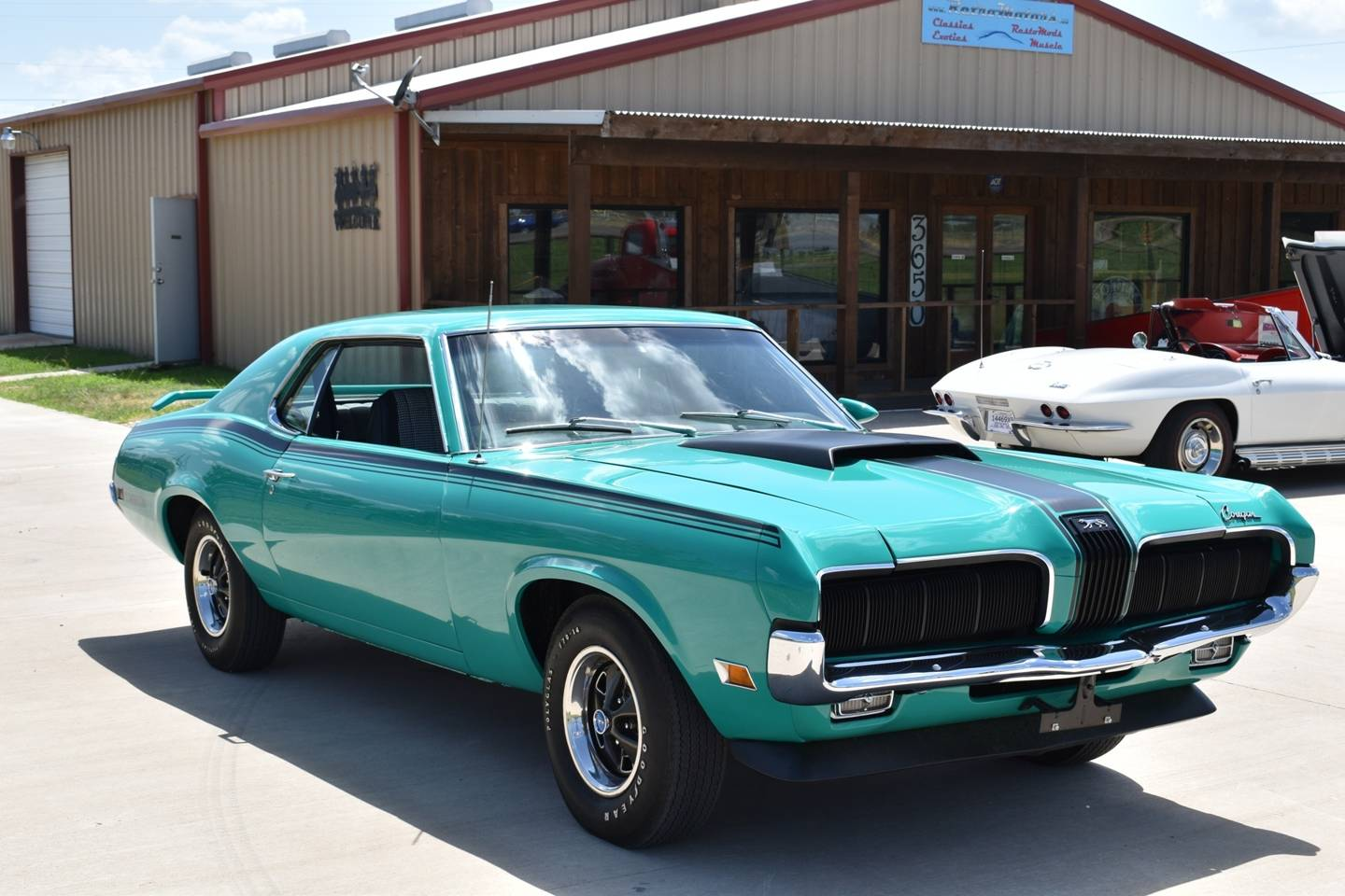 24th Image of a 1970 MERCURY COUGAR