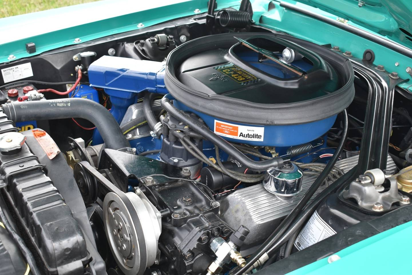 30th Image of a 1970 MERCURY COUGAR