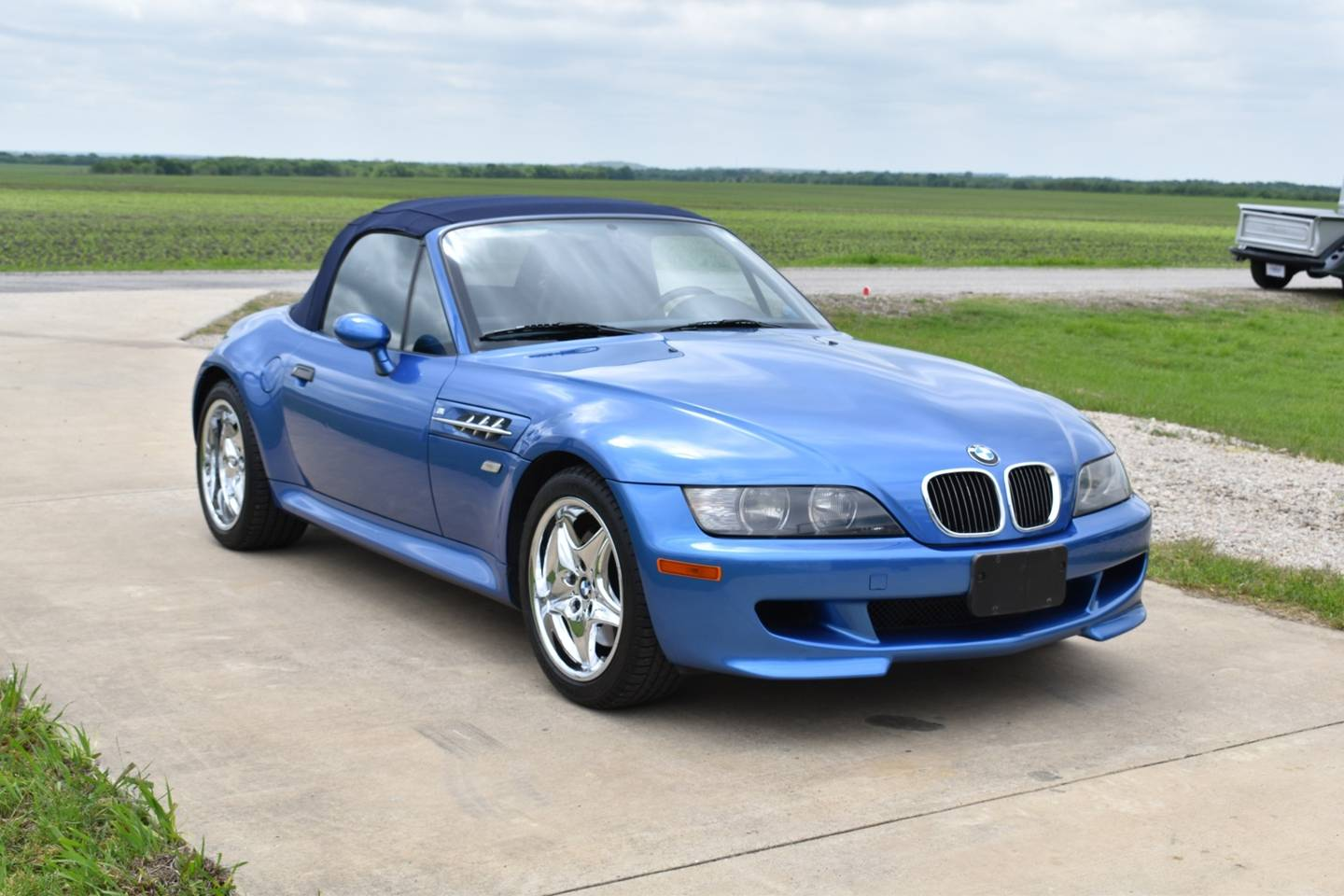 2nd Image of a 2000 BMW Z3 M ROADSTER