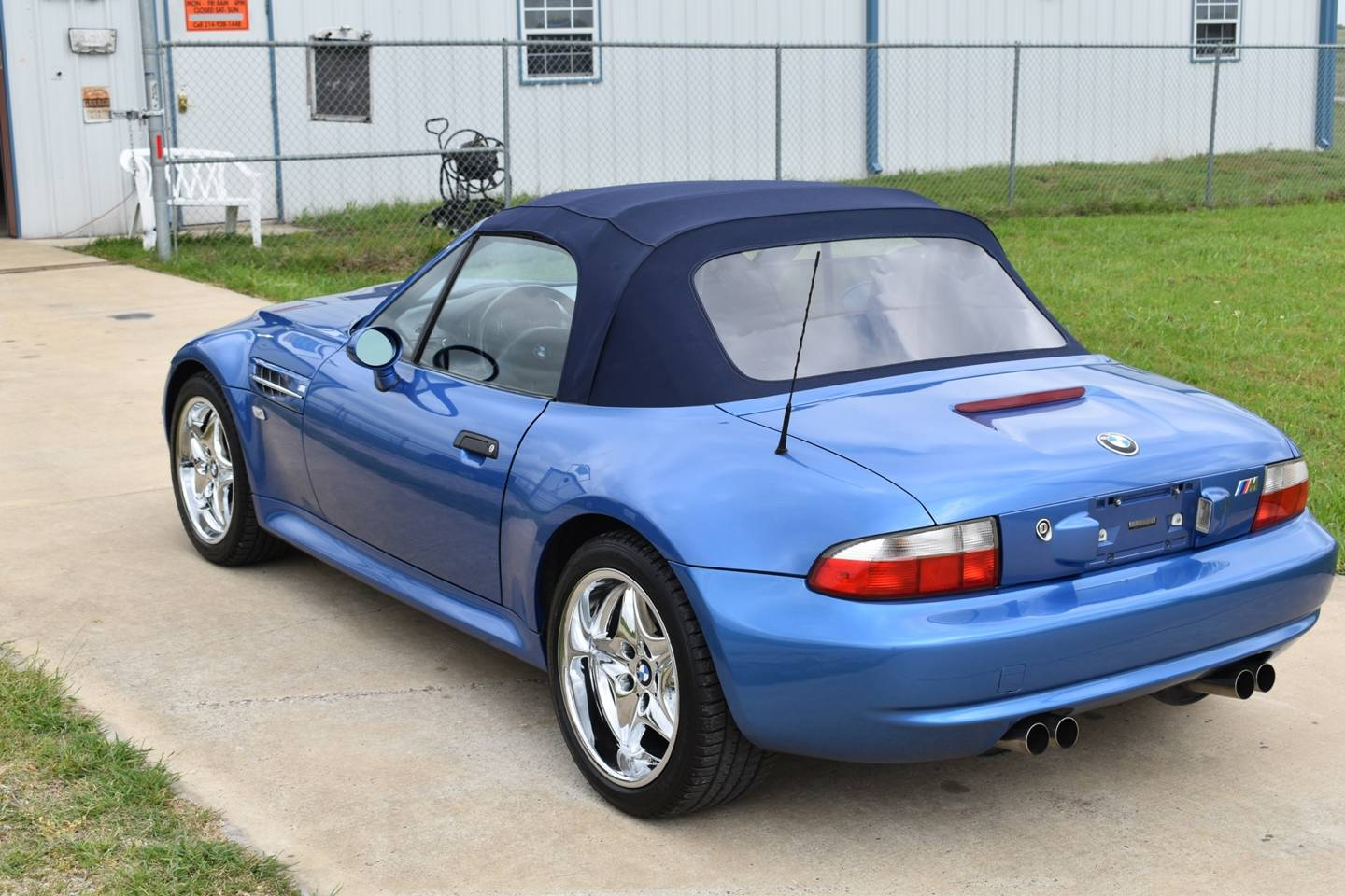 5th Image of a 2000 BMW Z3 M ROADSTER