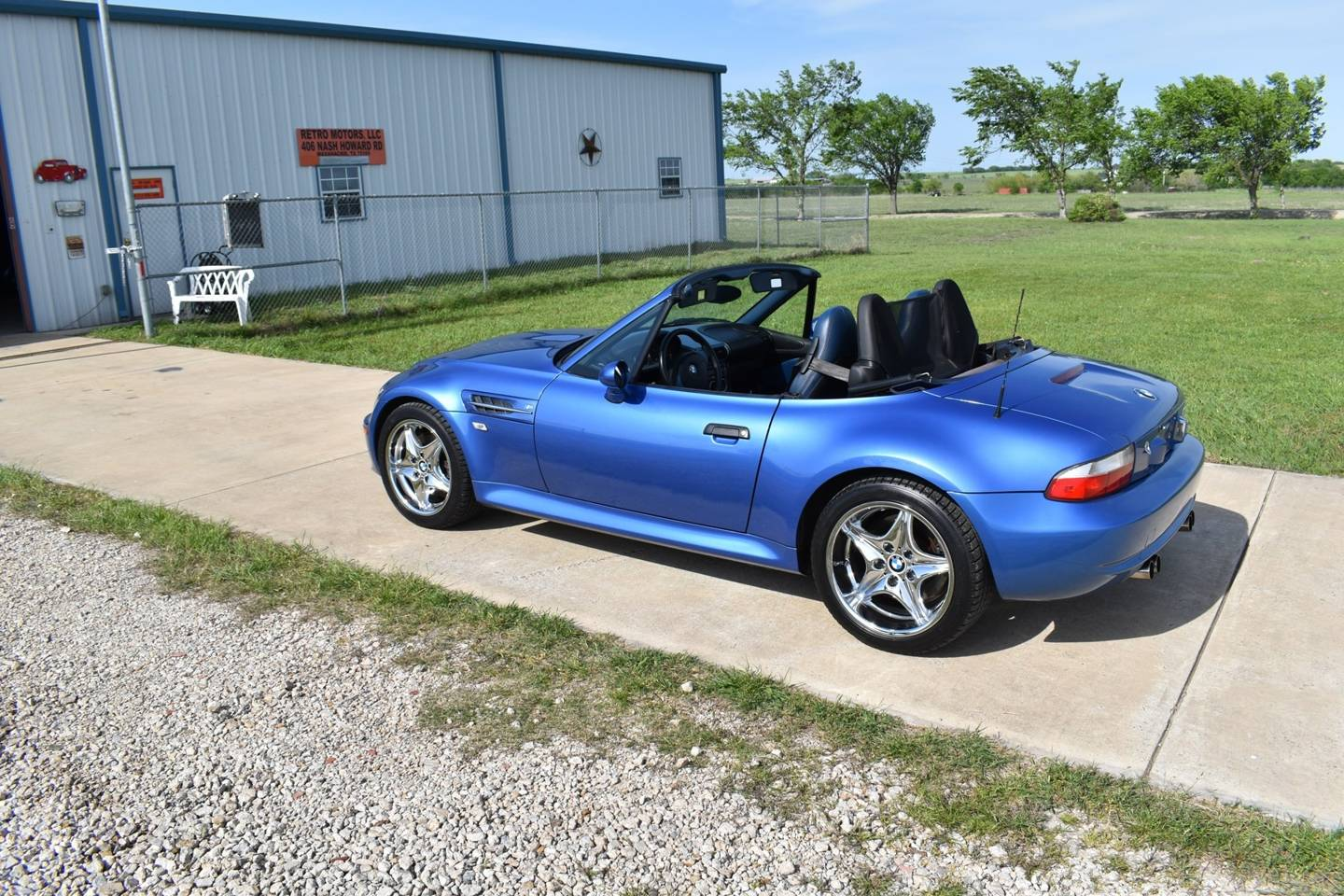 20th Image of a 2000 BMW Z3 M ROADSTER
