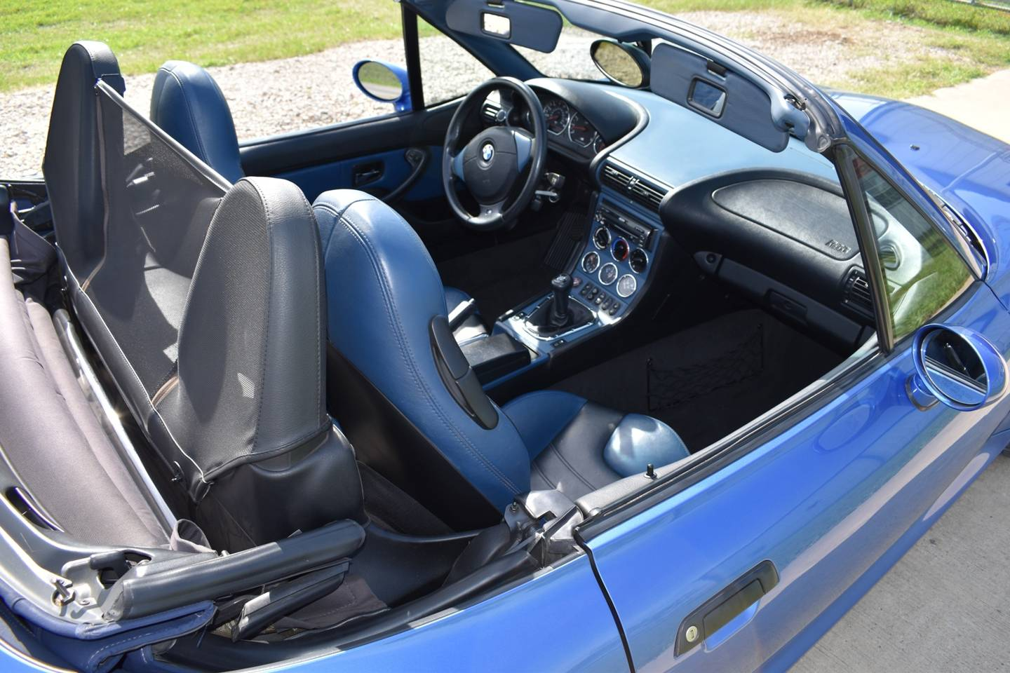 22nd Image of a 2000 BMW Z3 M ROADSTER