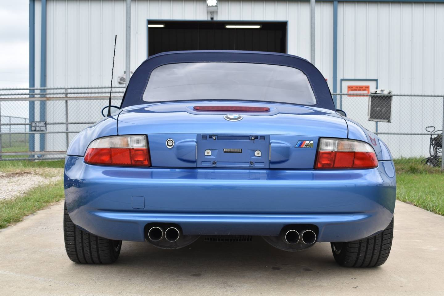 26th Image of a 2000 BMW Z3 M ROADSTER