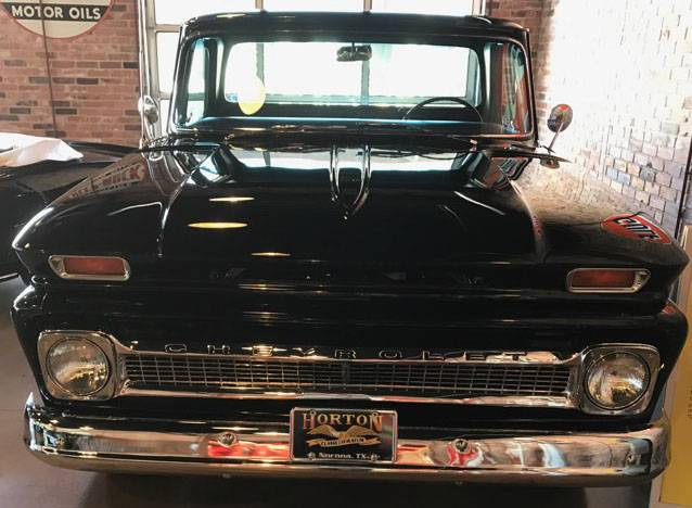 2nd Image of a 1966 CHEVROLET C10