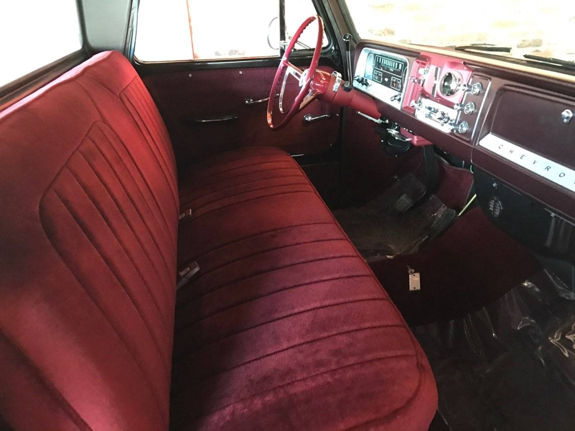 5th Image of a 1966 CHEVROLET C10