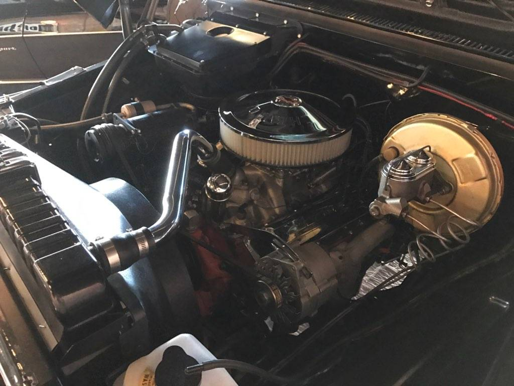 6th Image of a 1966 CHEVROLET C10