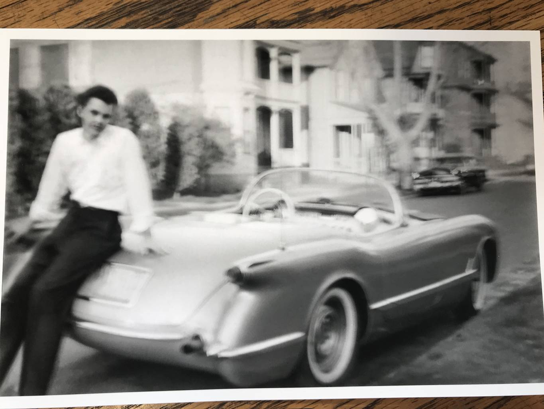 23rd Image of a 1954 CHEVROLET CORVETTE