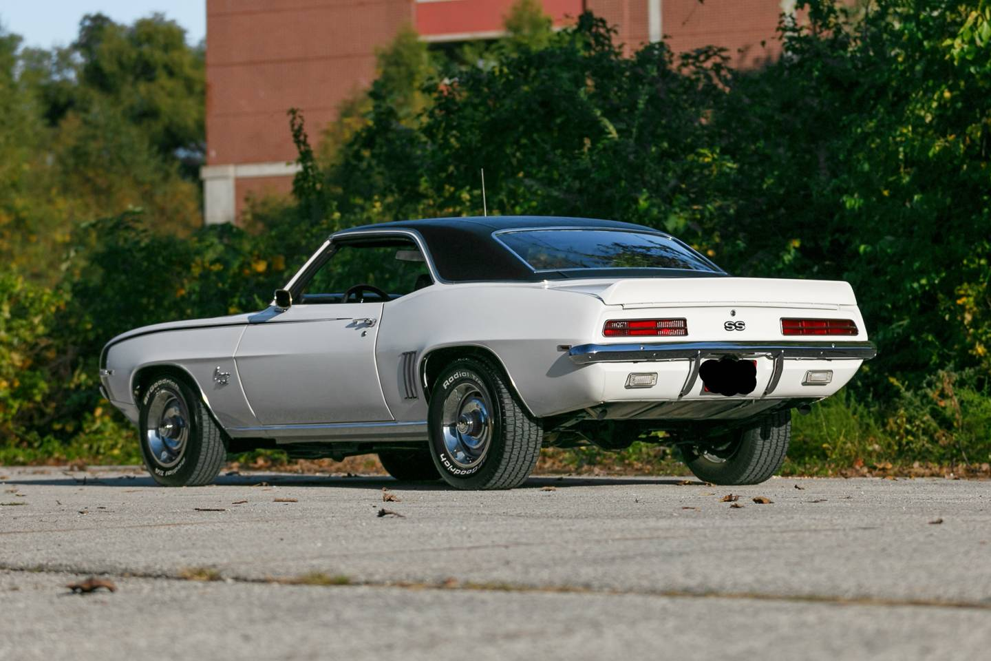 25th Image of a 1969 CHEVROLET CAMARO