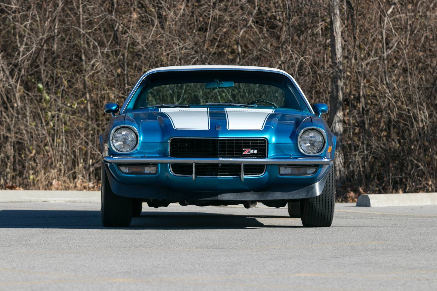 4th Image of a 1970 CHEVROLET CAMARO Z28