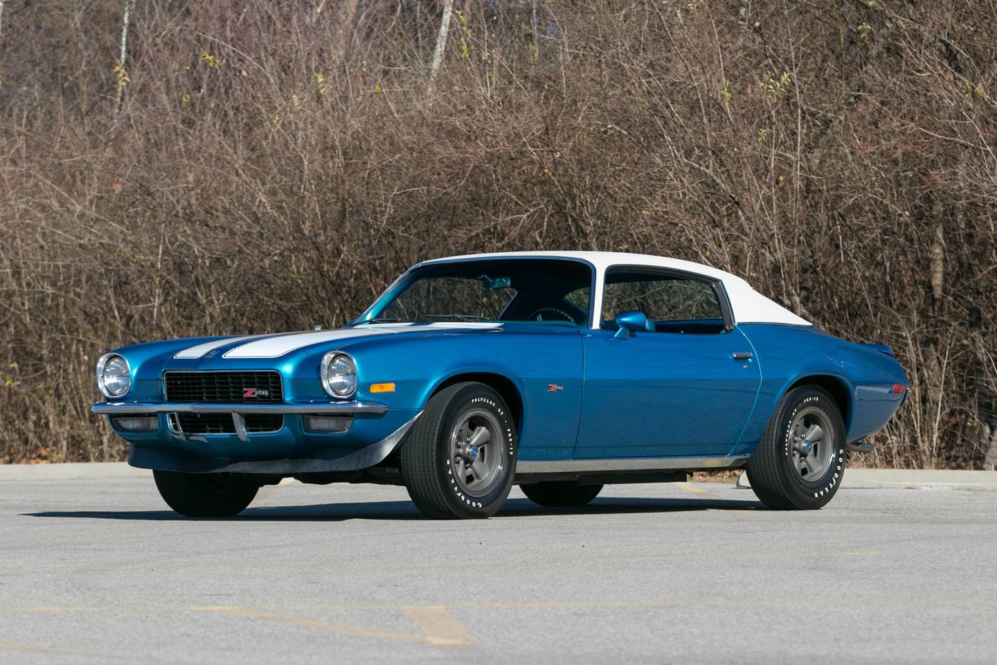 5th Image of a 1970 CHEVROLET CAMARO Z28