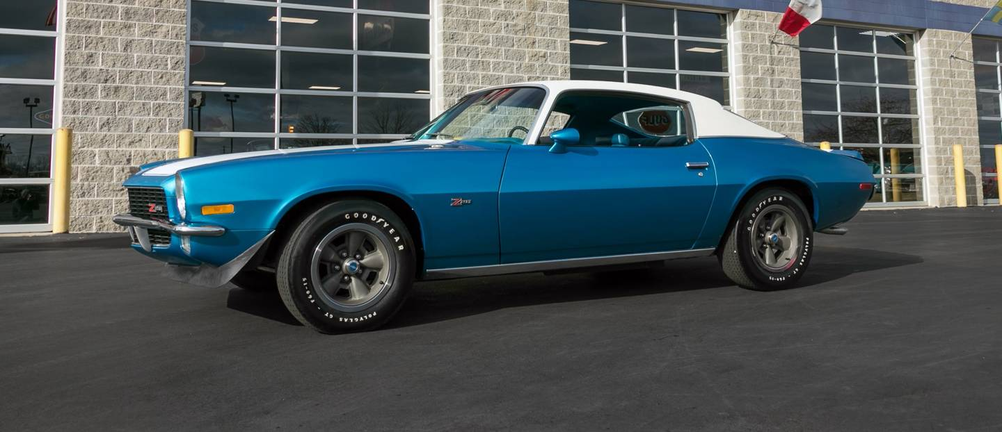 7th Image of a 1970 CHEVROLET CAMARO Z28