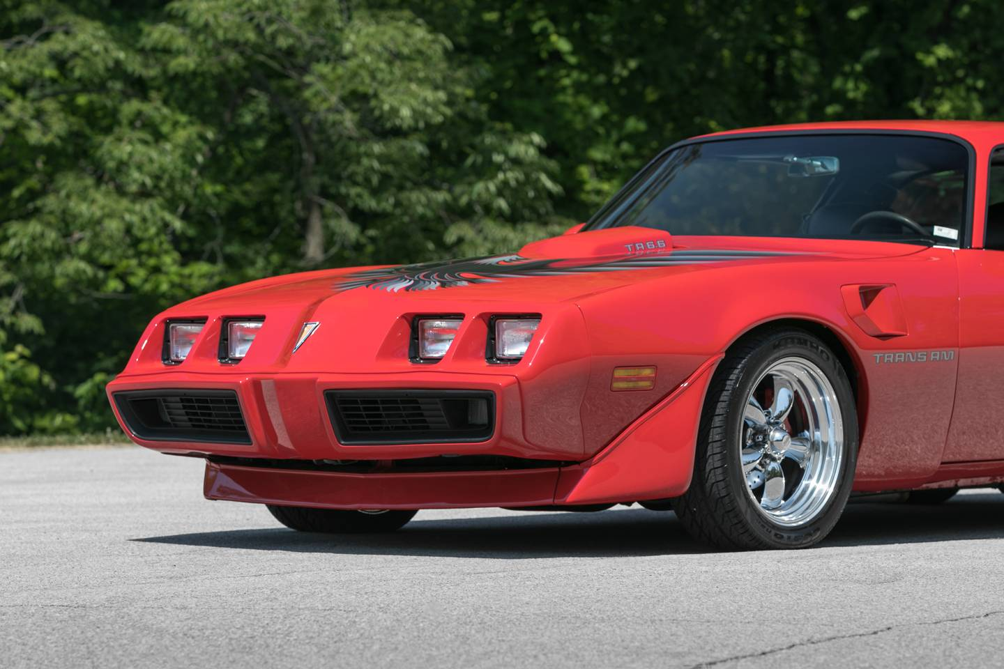 2nd Image of a 1980 PONTIAC TRANSAM