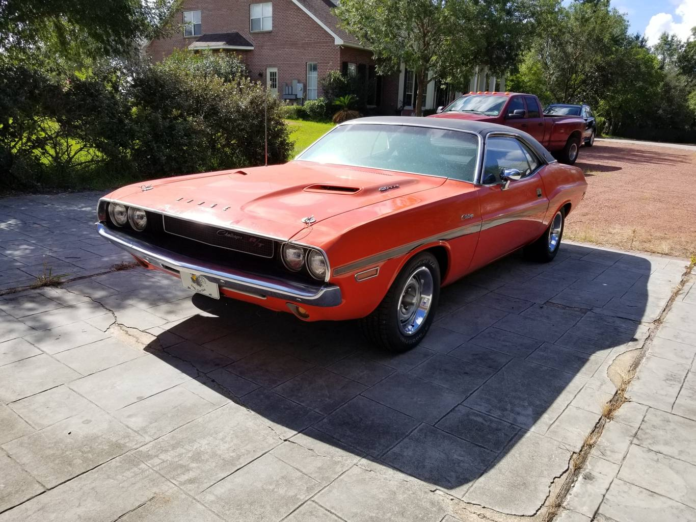 5th Image of a 1970 DODGE CHALLENGER
