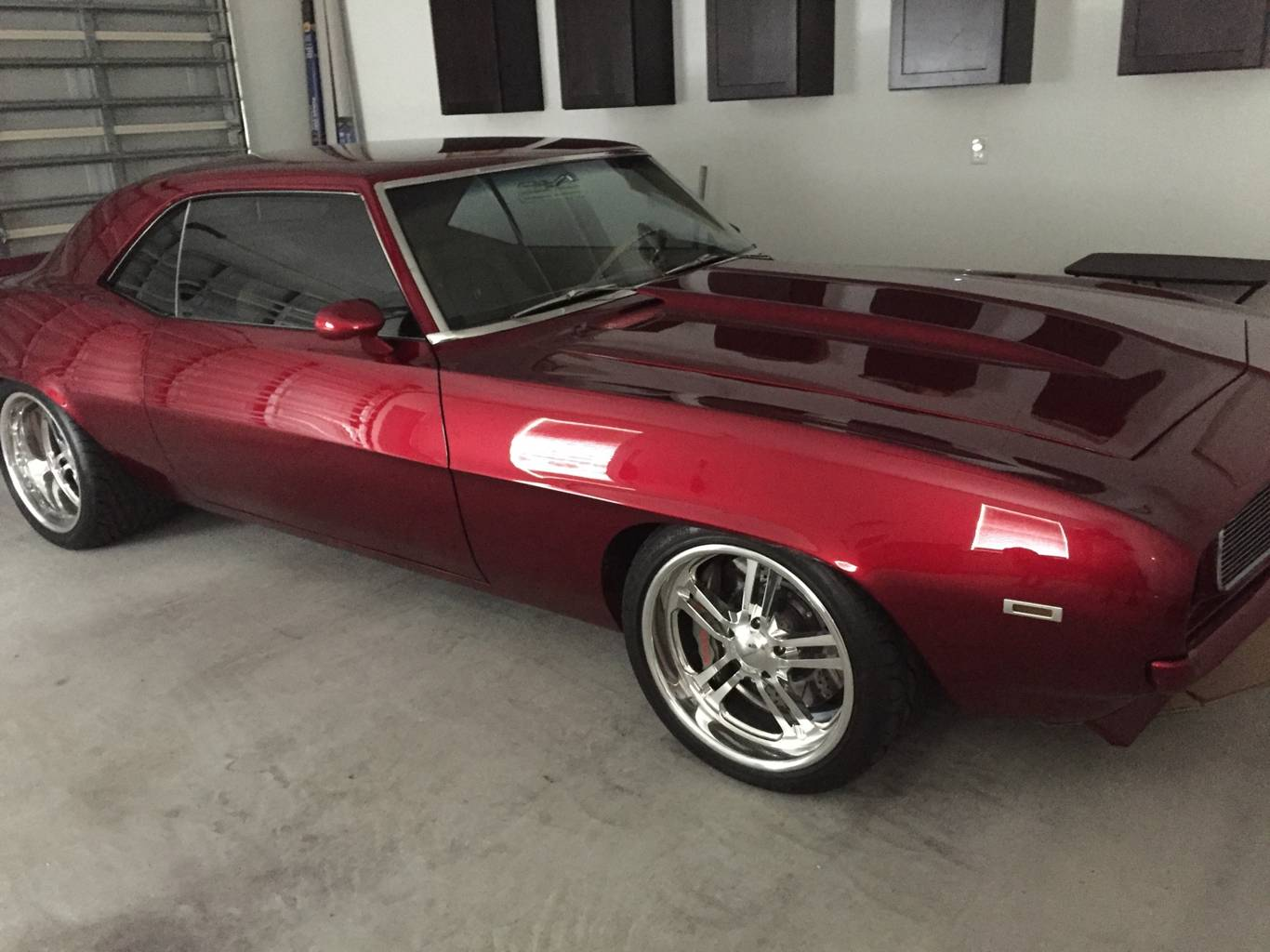 1969 Chevrolet Camaro Ss For Sale At Vicari Auctions New