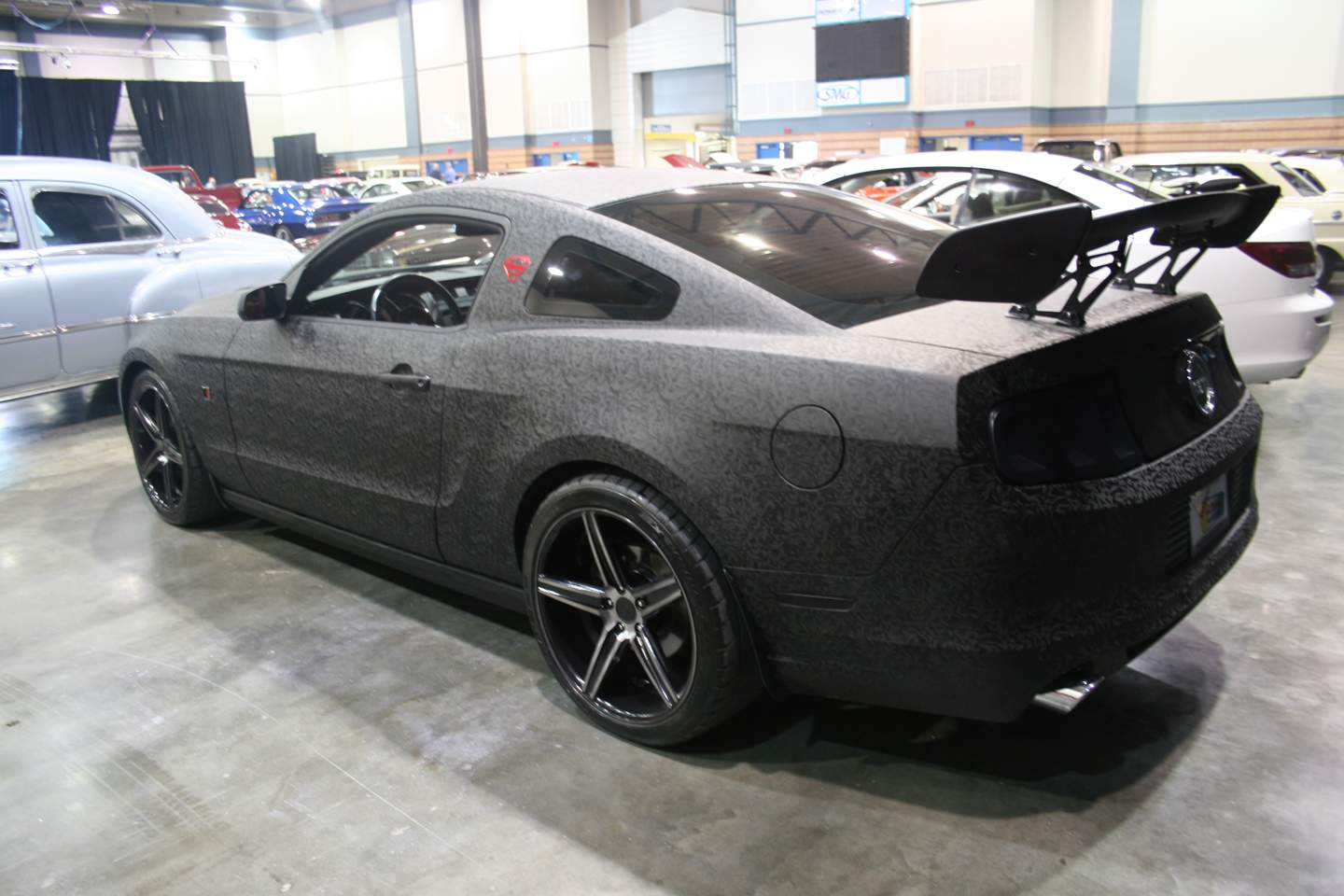 4th Image of a 2014 FORD MUSTANG GT