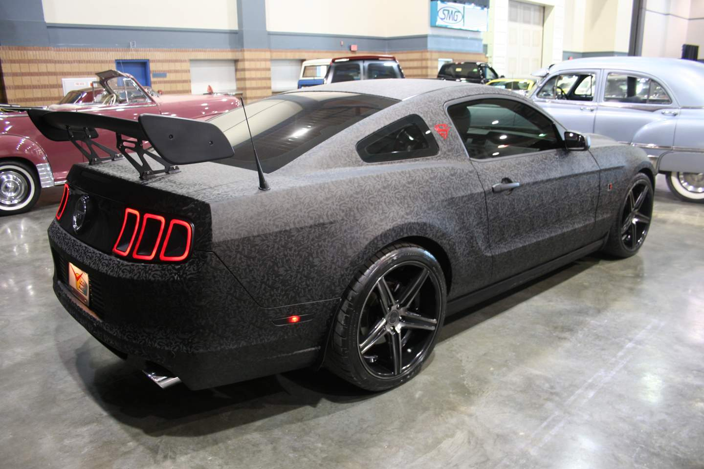 10th Image of a 2014 FORD MUSTANG GT