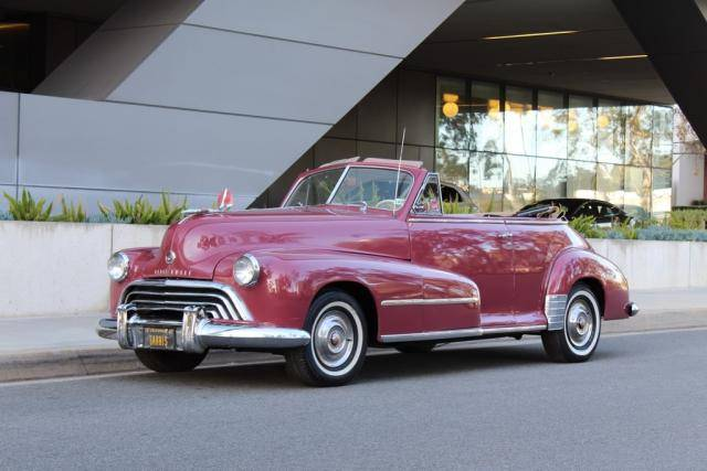 2nd Image of a 1948 OLDSMOBILE DYNAMIC 66