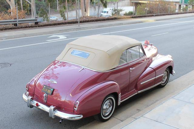 3rd Image of a 1948 OLDSMOBILE DYNAMIC 66