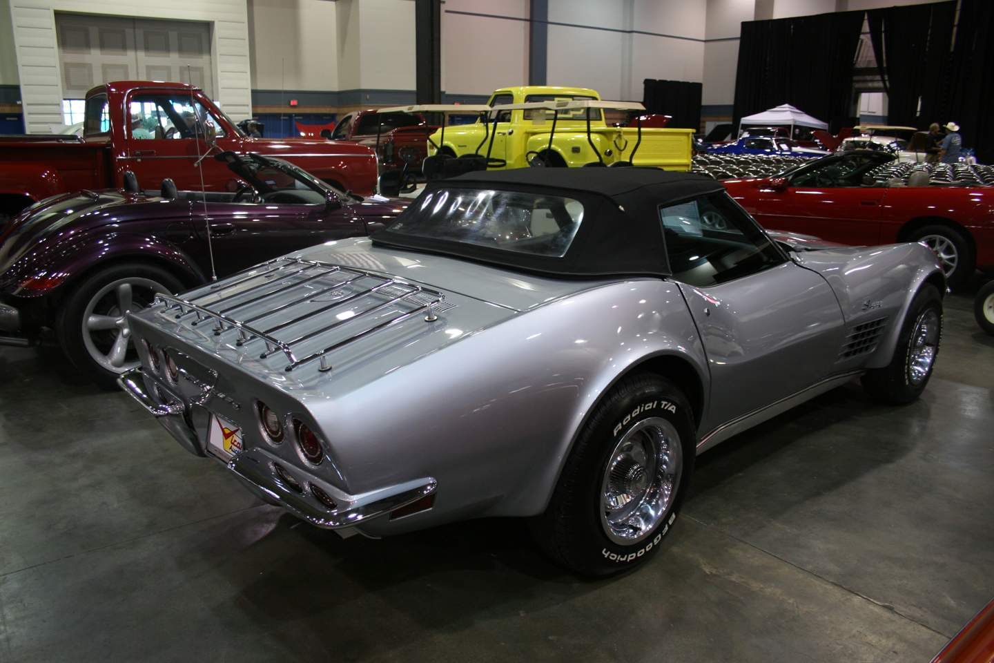 7th Image of a 1971 CHEVROLET CORVETTE STINGRAY