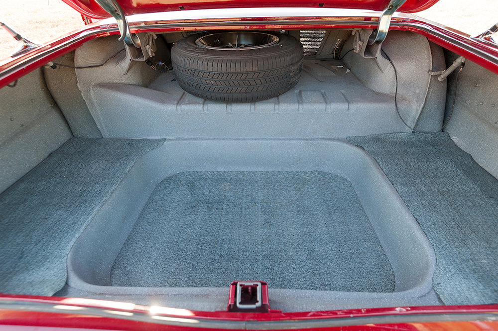 9th Image of a 1961 CHEVROLET BELAIR BUBBLETOP