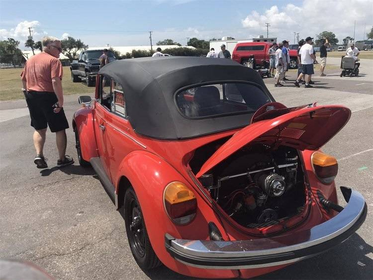 6th Image of a 1979 VOLKSWAGEN SUPER BEETLE