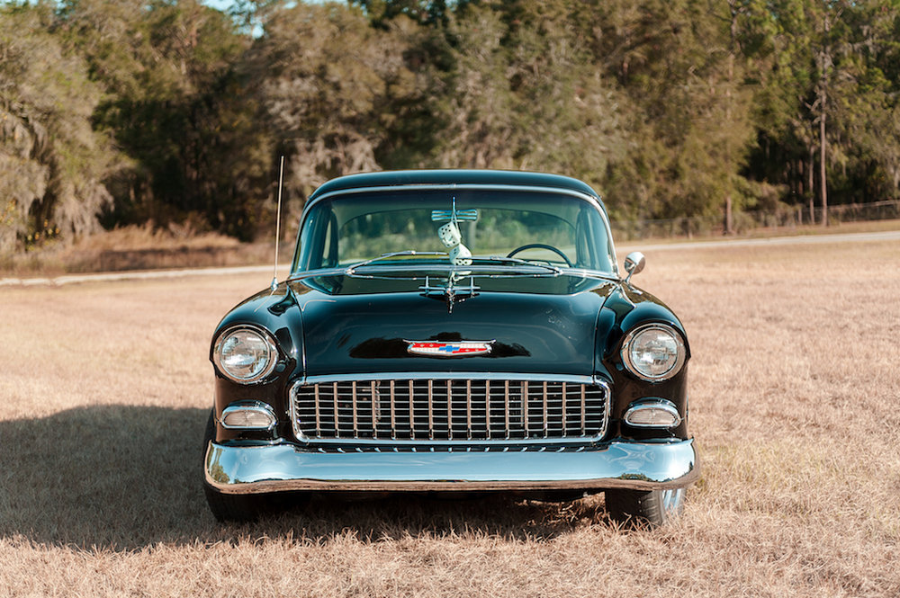 2nd Image of a 1955 CHEVROLET COUPE