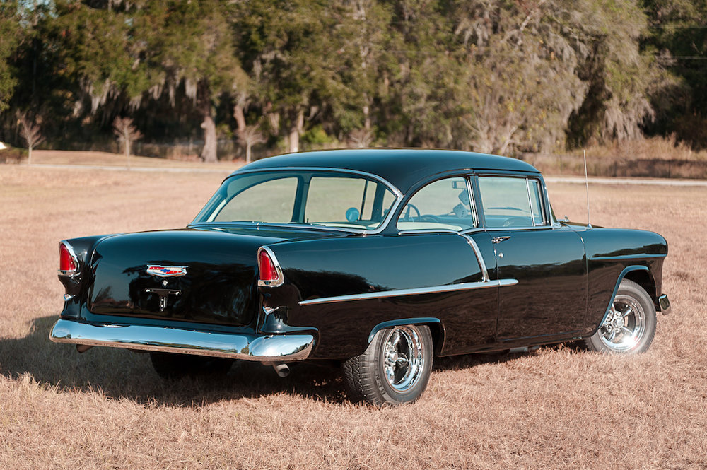 3rd Image of a 1955 CHEVROLET COUPE