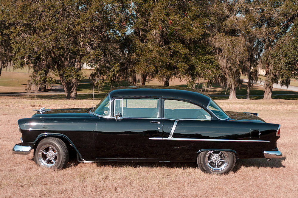 4th Image of a 1955 CHEVROLET COUPE