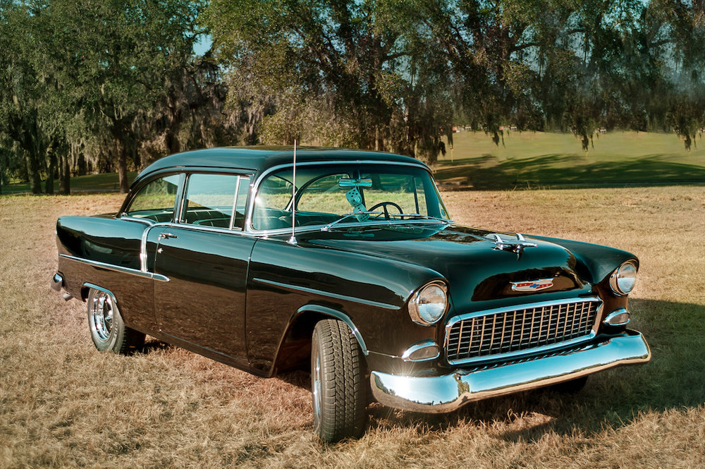 6th Image of a 1955 CHEVROLET COUPE