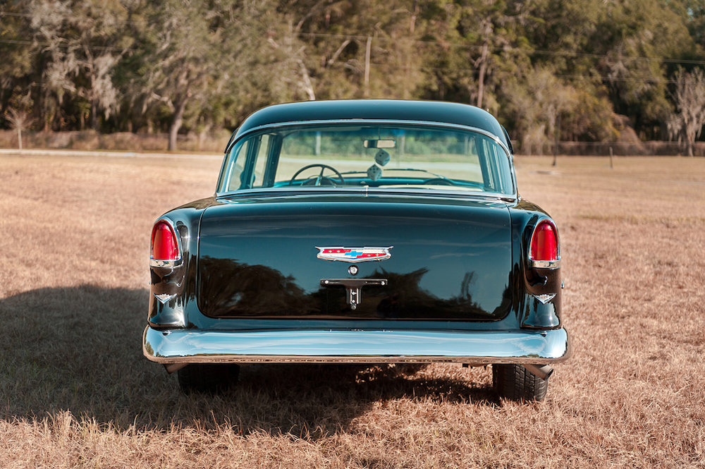 7th Image of a 1955 CHEVROLET COUPE