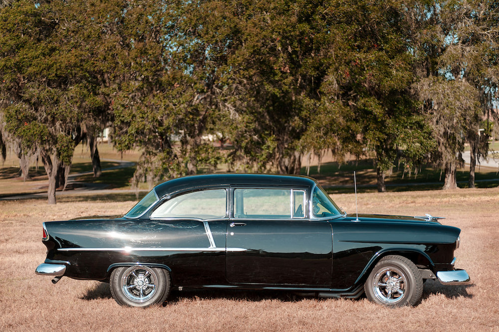 8th Image of a 1955 CHEVROLET COUPE