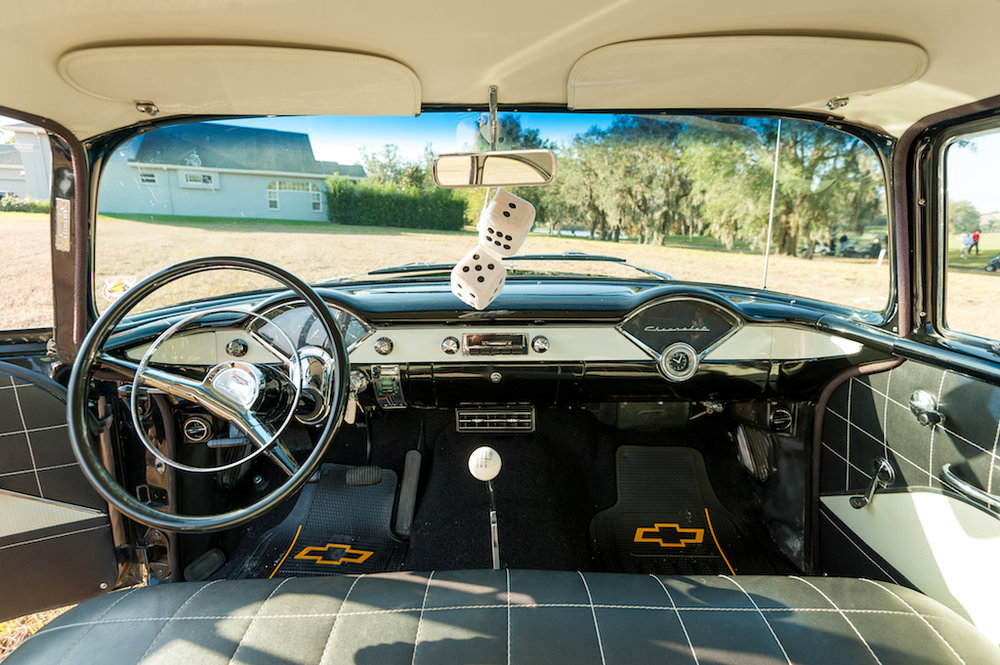 11th Image of a 1955 CHEVROLET COUPE