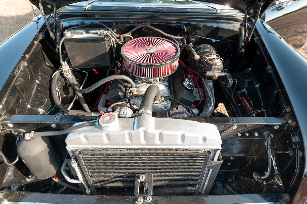 16th Image of a 1955 CHEVROLET COUPE