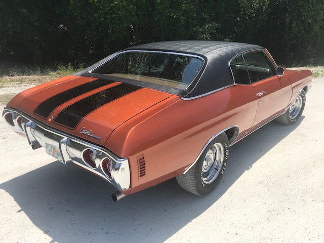 2nd Image of a 1972 CHEVROLET CHEVELLE